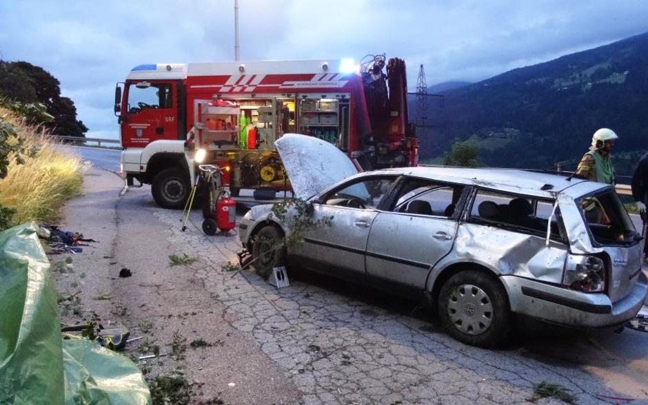 23 Jähriger Starb Bei Unfall Mit überfülltem Kombi In Schladming