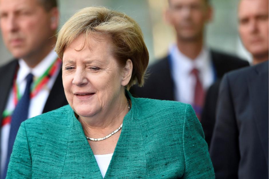 Angela Merkel steht vor einer der größten Aufgaben in ihrer Karriere.