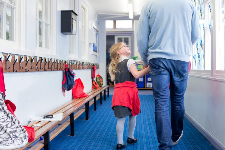 Eltern in der Schule: mehr Mitspracherechte gefordert.