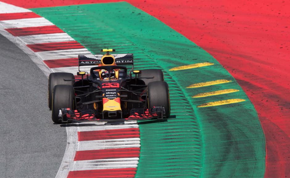 Red-Bull-Heimsieg in Spielbeg durch Max Verstappen.