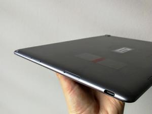 Huawei hat beim M5 auf einen Klinkenanschluss verzichtet.