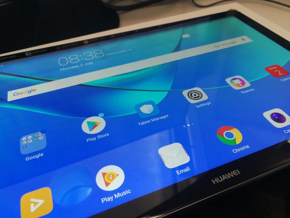 Das M5 läuft mit Googles Betriebssystem Android 8.0 Oreo.