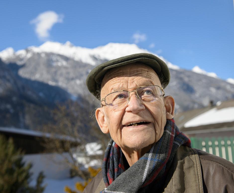 Der Ötztaler Volkskundler und Schriftsteller Hans Haid wurde am 26. Februar 2018 80 Jahre alt.