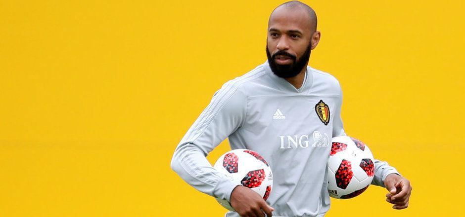 Thierry Henry weiß, wie es ist, Weltmeister zu werden.