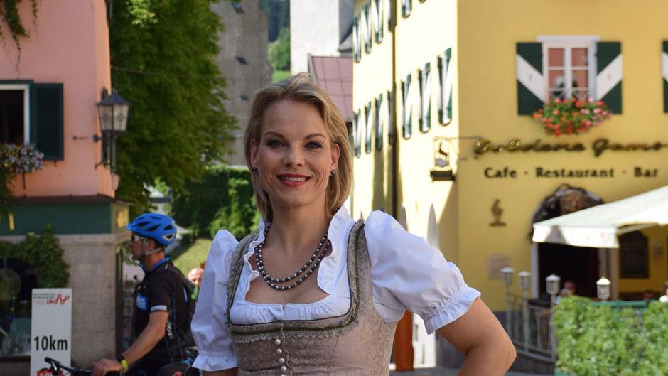 Elina Garanca will noch öfter in Kitzbühel auftreten.