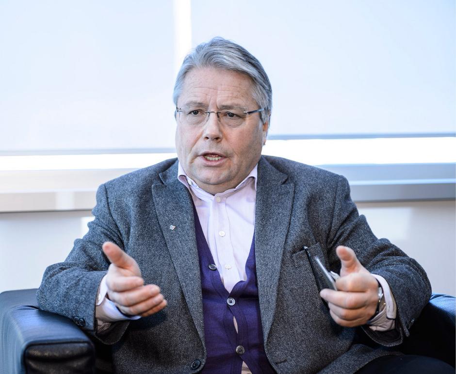 """""""Tirol kann sich nicht einfach von der Bundespolitik abkoppeln. Erwin Zangerl agiert proletenhaft"""", meint Franz Hörl (Wirtschaftsbundchef)."""