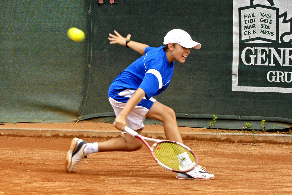 Vor elf Jahren schlug Österreichs Tennis-Star Dominic Thiem in Kufstein auf.