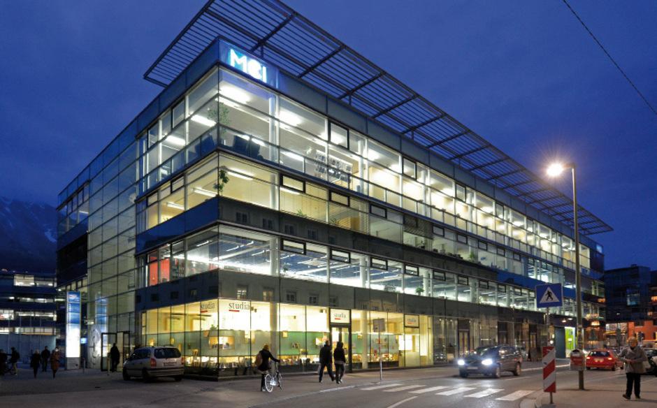 Die unternehmerische Hochschule MCI muss jetzt weiter auf einen Neubau für 3300 Studierende warten.