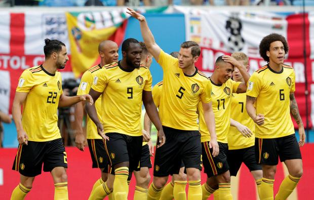 Die belgischen Kicker dürfen über ihre beste WM-Platzierung jubeln.