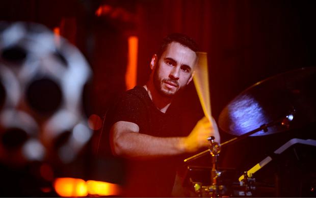 Der Hang-Virtuose Manu Delago nutzt den Award für eine zweite Amerika-Tour.