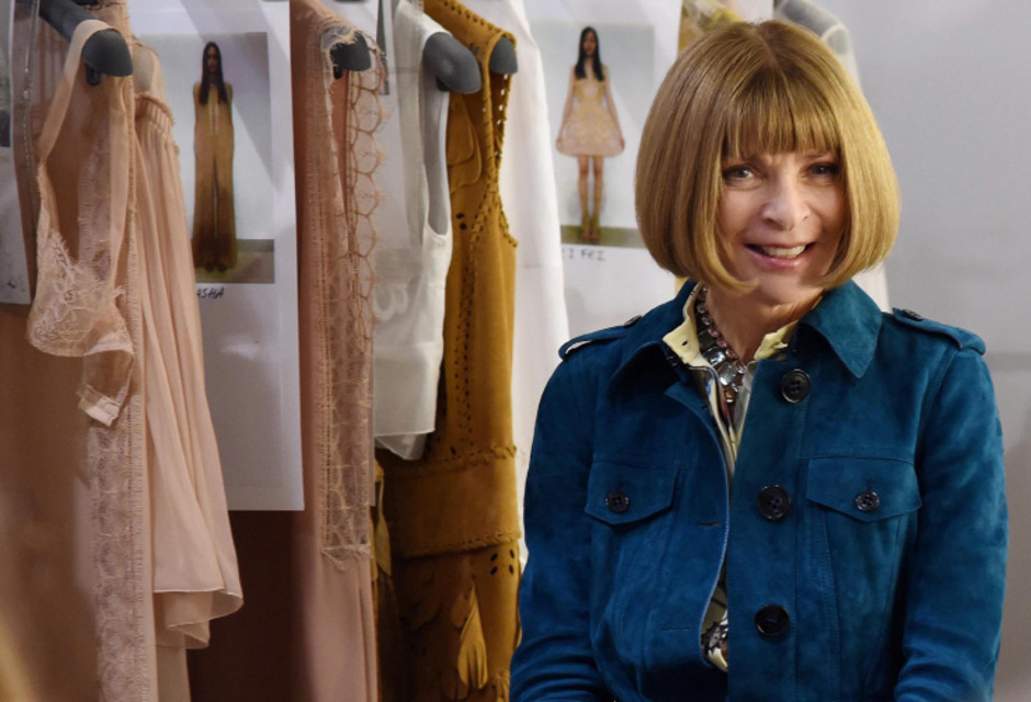 Vogue-Chefin Anna Wintour.