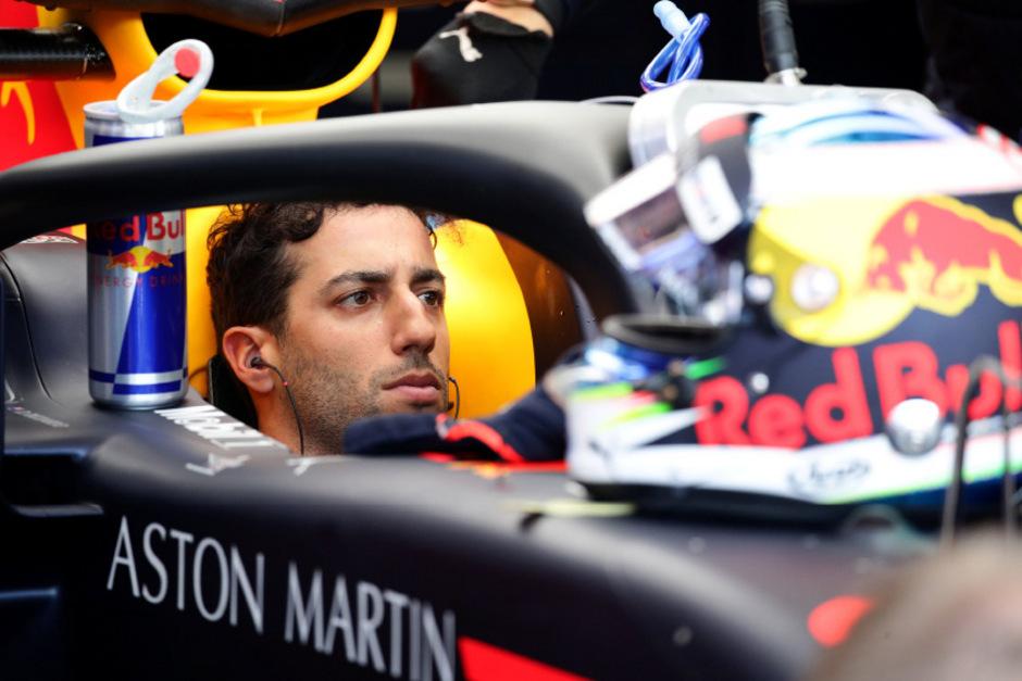Daniel Ricciardo steigt ab der kommenden Saison nicht mehr für Red Bull ins Cockpit.