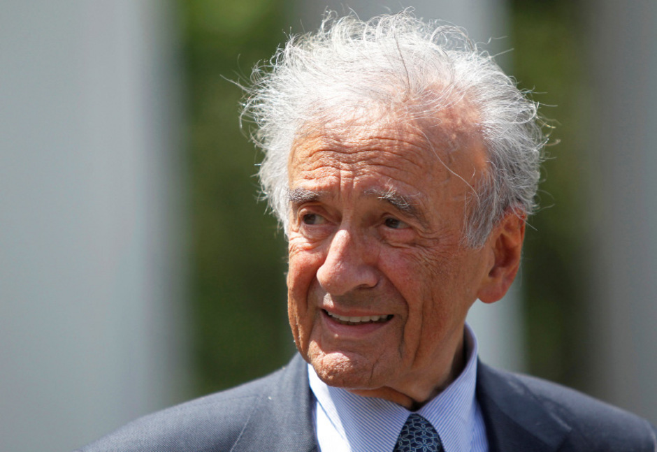 Elie Wiesel im Jahre 2010.