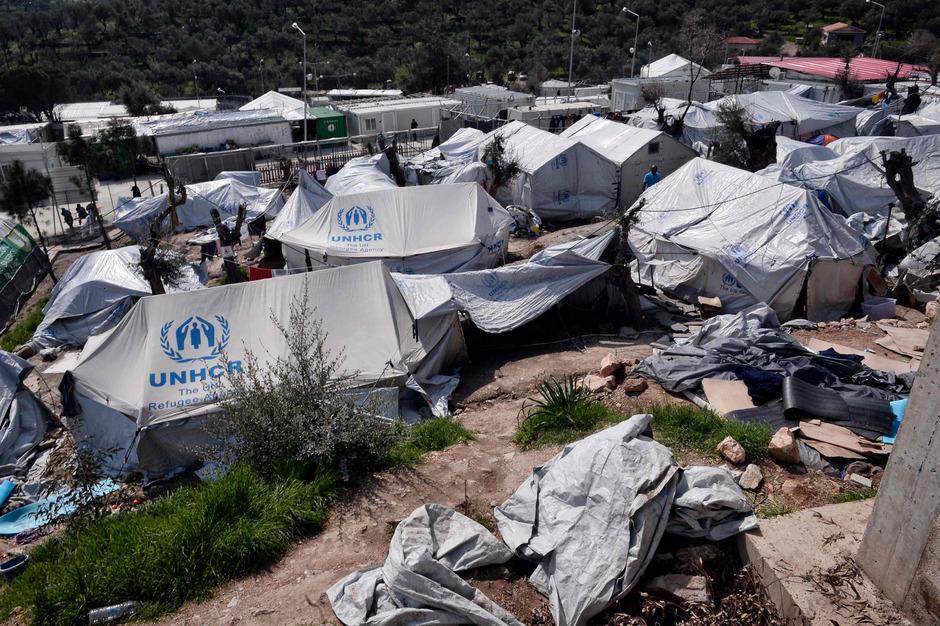 Viele Flüchtlinge hatten lange Zeit auf griechischen Inseln ausgeharrt. (Symbolfoto)