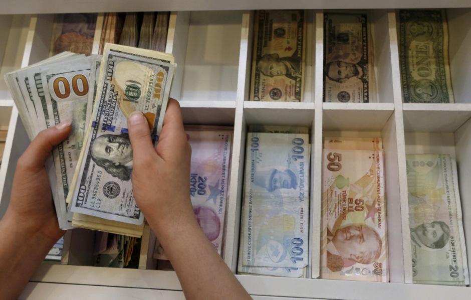 Der Lira Kurs Zum Dollar Ist Schlecht Wie Nie
