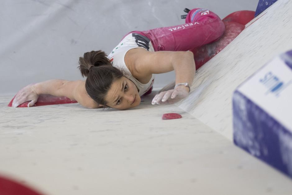 Seit zwei Jahren schlägt sich Magdalena Röck mit diversen Verletzungen herum.