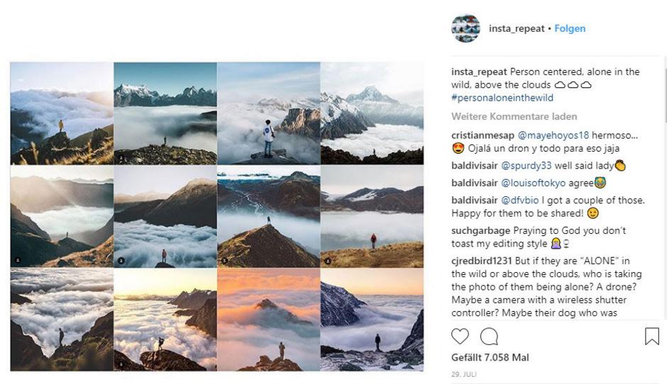 e0a37ebd0d80 Insta-Repeat  Auf Instagram sieht alles gleich aus