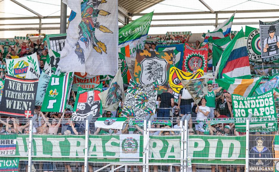 Rapid würde der Einzug in die Europa-League-Gruppenphase sportlich wie finanziell gut schmecken.