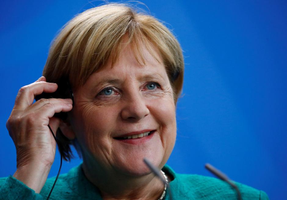 Deutschlands Kanzlerin Angela Merkel kann sich über mehr Einnahmen freuen.