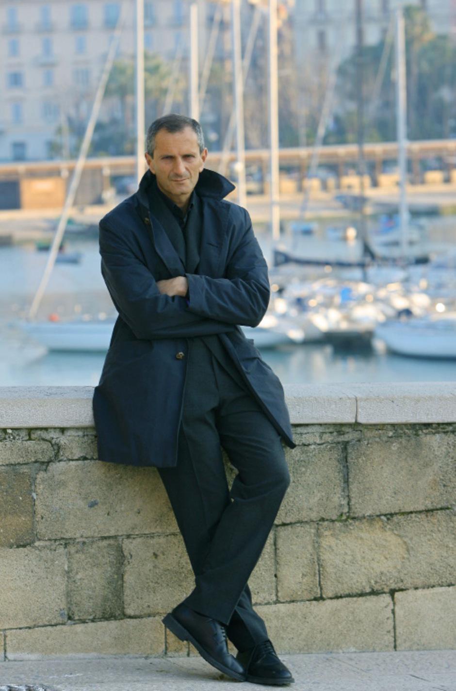 """Gianrico Carofiglio war Anti-Mafia-Staatsanwalt, saß im Parlament und schreibt Bestseller. <span class=""""TT11_Fotohinweis"""">Foto: AFP/Monteforte</span>"""