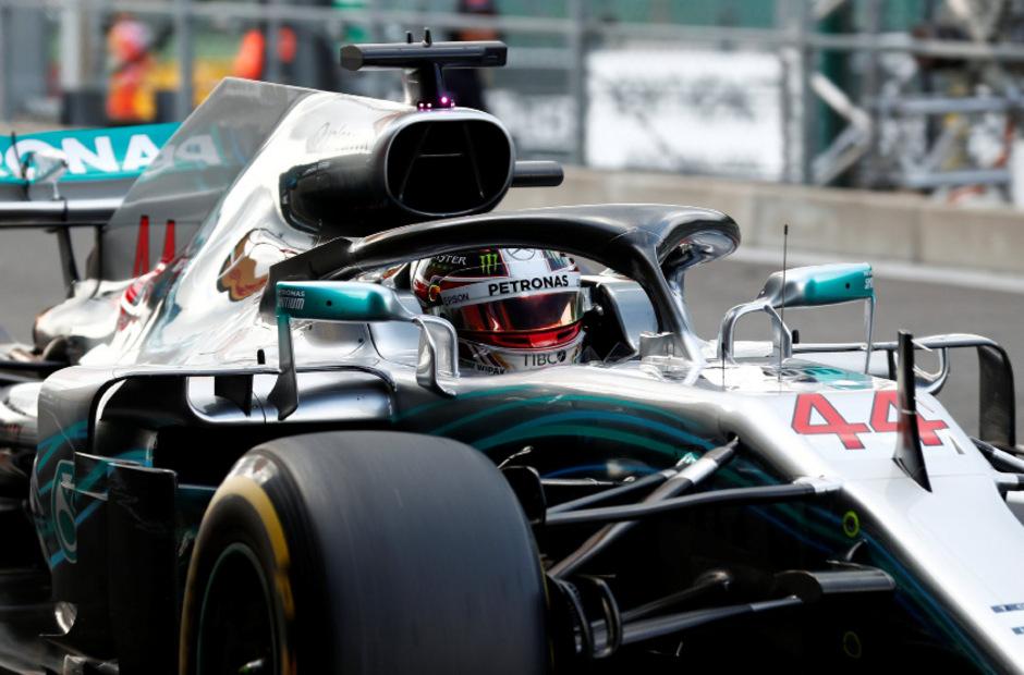 Hamilton holte die 78. Pole Position seiner Karriere, die sechste in dieser Saison.