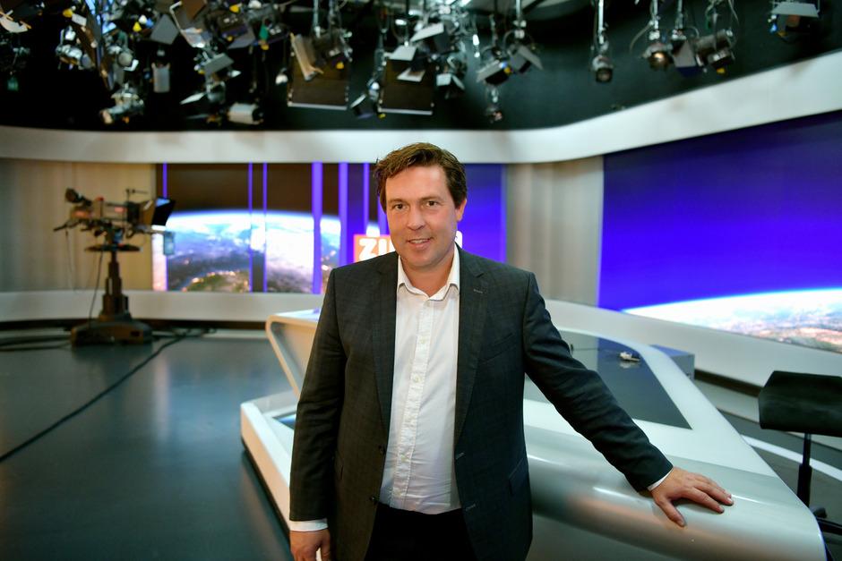 Der Tiroler Matthias Schrom verantwortet die ZIB-Sendungen auf ORF 2. Selbst wird er vor der Kamera kaum zu sehen sein.