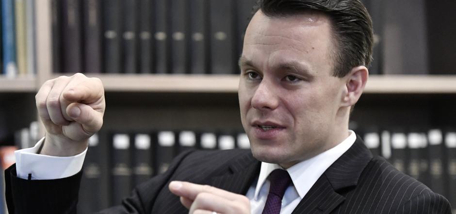 Christoph Boschan, CEO der Wiener Börse