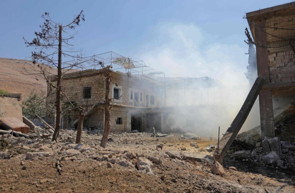 Bei dem Angriff wurden mehrere Zivilisten getötet (Archivfoto).