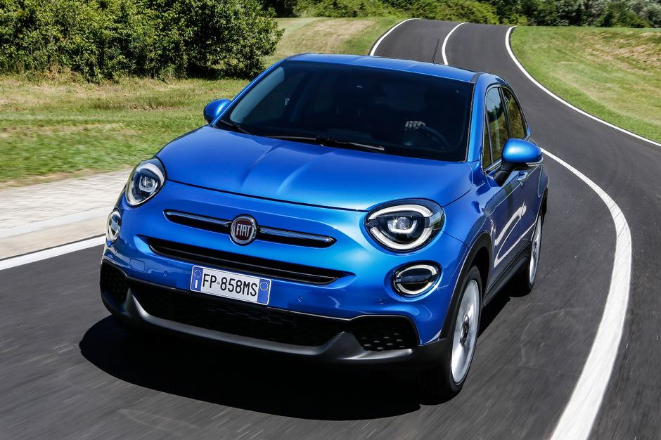 """Die wohl wichtigste Neuerung beim Fiat 500X betrifft die Motorisierung: Neu sind zwei aufgeladene Benziner, einer mit drei, einer mit vier Zylindern.<span class=""""TS_Fotohinweis"""">Foto: Werk</span>"""