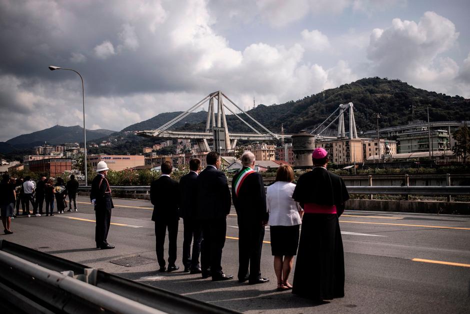 Am 14. August hat Genua mit dem Einsturz des Morandi-Viadukts eine der größten Tragödien in der Geschichte der Stadt erlebt.