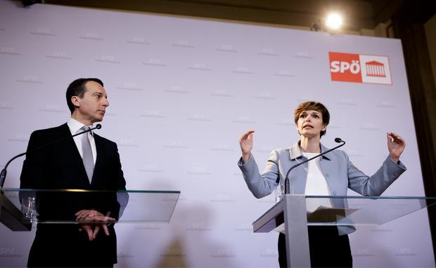 Kern hat Pamela Rendi-Wagner in die Politik gebracht. Jetzt gilt sie als mögliche Anwärterin auf den Vorsitz der Partei.