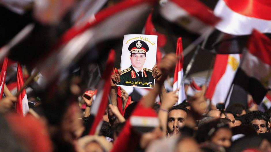 Mit der Machtübernahme durch den ehemaligen Geheimdienstchef Abdel Fatah El Sisi wurden in Ägypten die alten Machtstrukturen einzementiert.