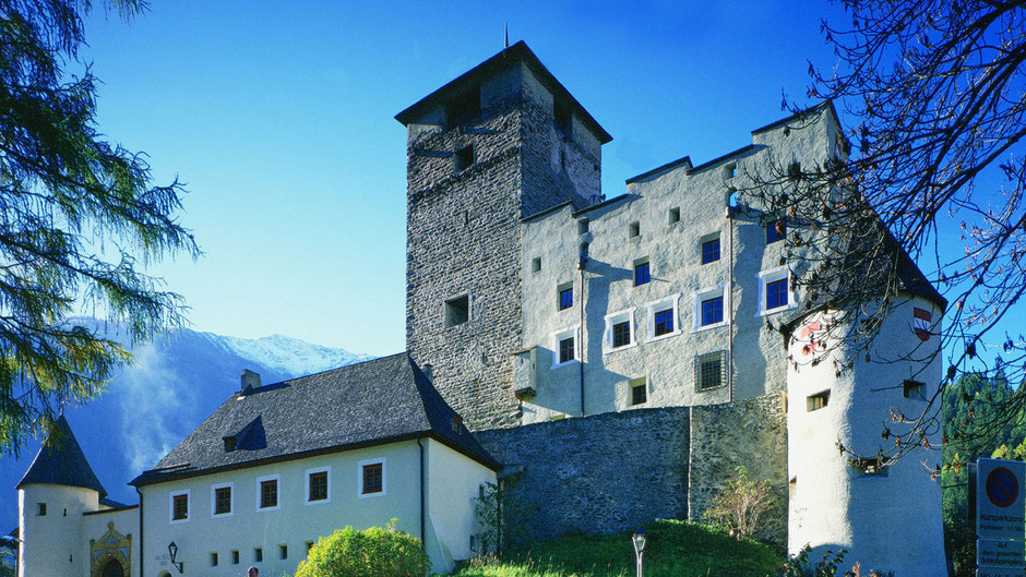 Auf Schloss Landeck gibt es eine neue Webcam.