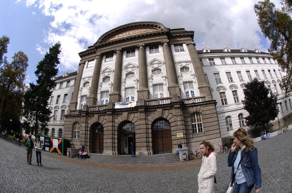 Die Leopold-Franzens-Universität in Innsbruck.