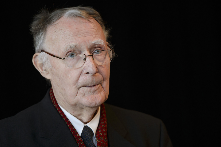 Ikea Gründer Ingvar Kamprad Hinterlässt Fast 120 Millionen Euro