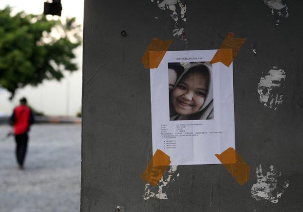 Mindestens 113 Menschen werden offiziell vermisst.