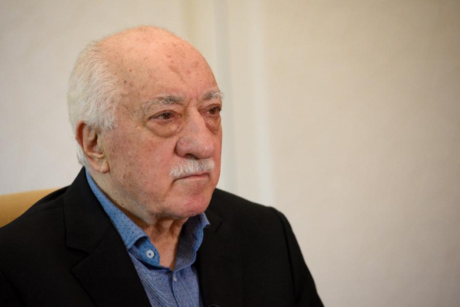 Fethullah Gülen lebt in den USA im Exil.