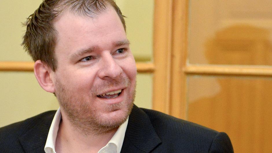 Polit-Berater Rudi Fußi.