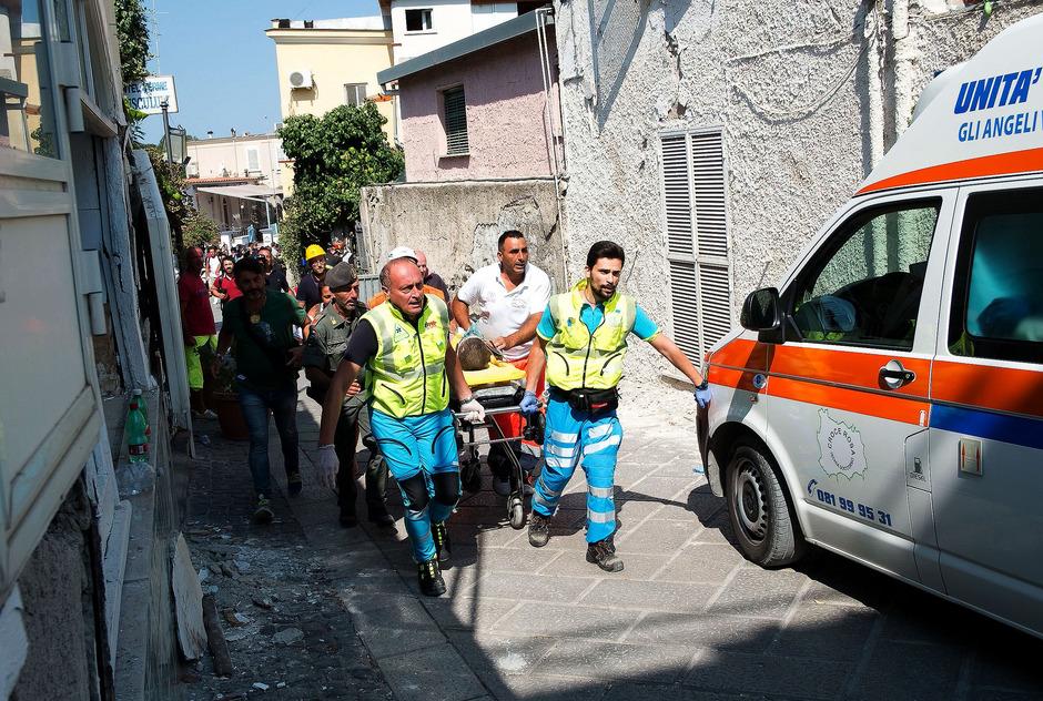 Es gab zahlreiche Verletzte.