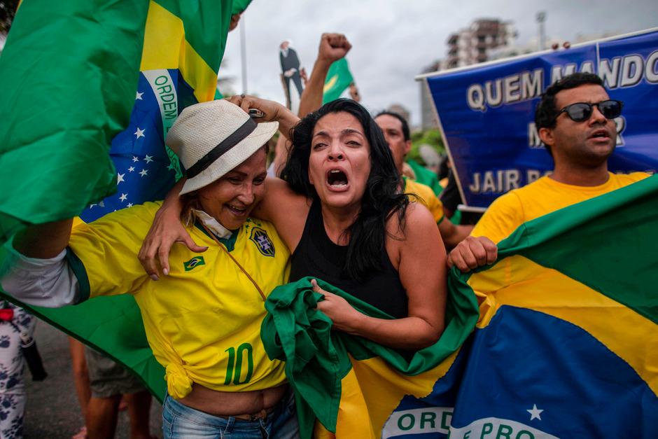 Brasilien Wahl Bolsonaro Und Haddad Begannen Stichwahl Kampagne