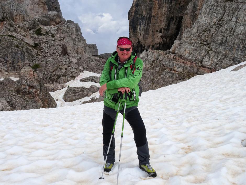 Lutz Kreutzer liebt die Berge in Osttirol und Oberkärnten.