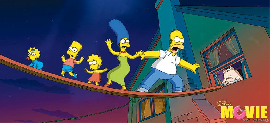 Die Erfolgsgeschichte Der Simpsons Geht Weiter Tiroler