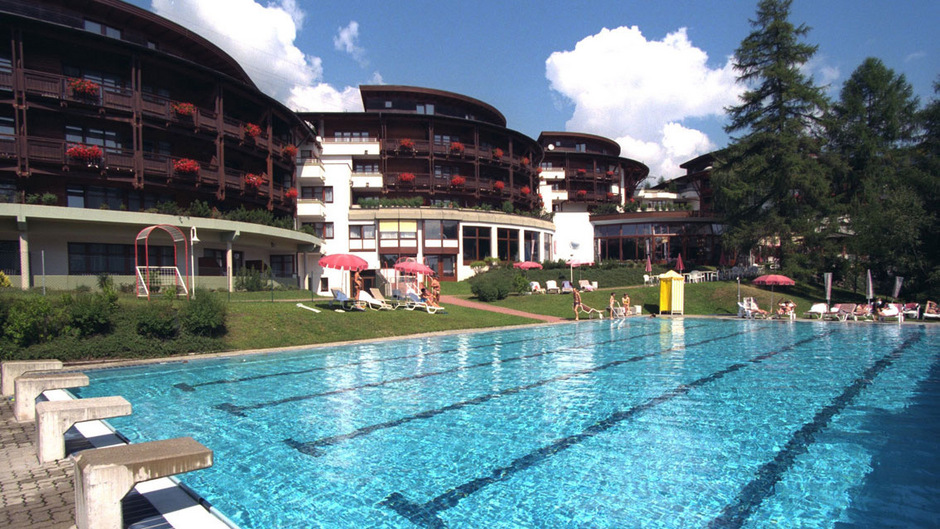 Hotel Alpenkönig Seefeld