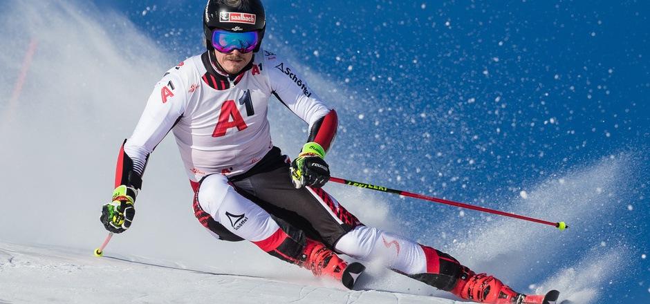 Manuel Feller hat bereits beim Weltcup-Auftakt nächsten Sonntag in Sölden viel vor.