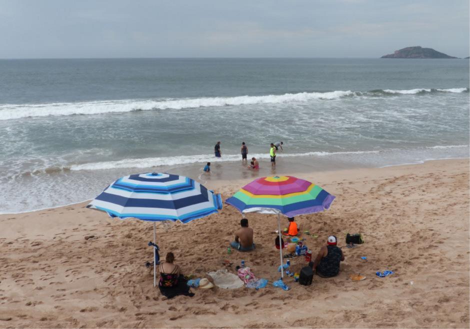 """Hurrikan """"Willa"""" soll am Dienstag die mexikanische Küste erreichen."""