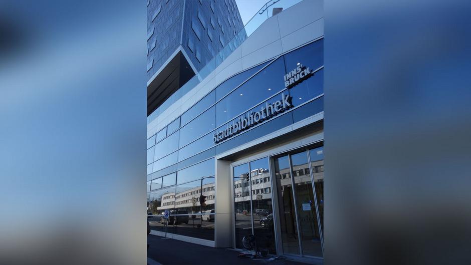 Der Stadtsenat entscheidet morgen über den Mietvertrag für die neue Stadtbibliothek (Bild).