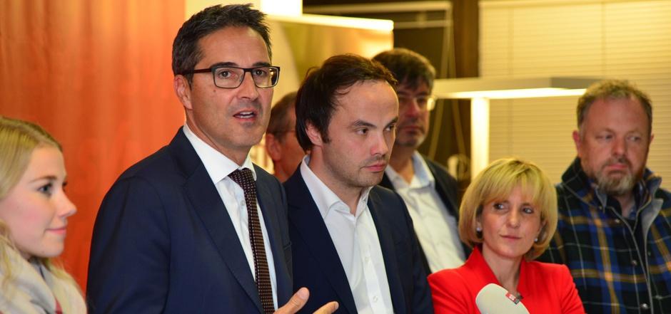 SVP-Spitzenkandidat und LH Arno Kompatscher.