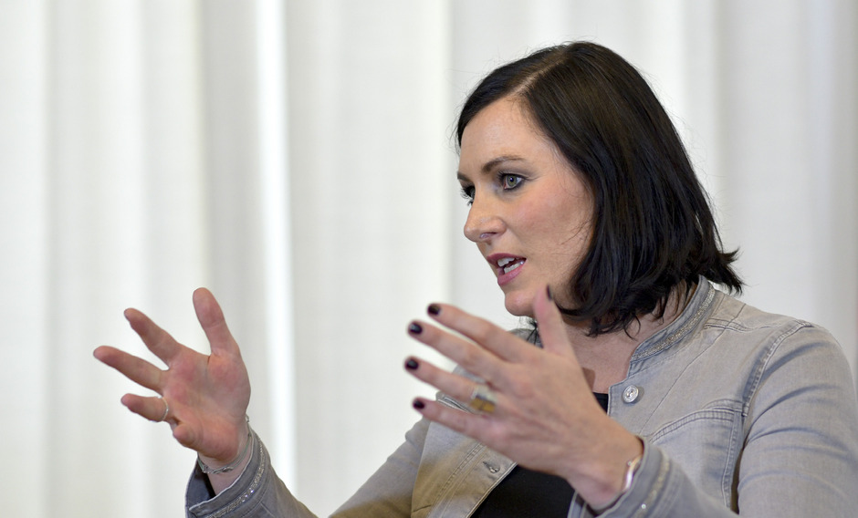 Landwirtschaftsministerin Elisabeth Köstinger (ÖVP).