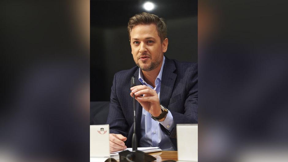 Stefan Hirsch ist künftig für die SPÖ-Strategie zuständig.