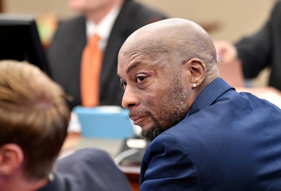 Kläger DeWayne Johnson leidet an unheilbarem Krebs.